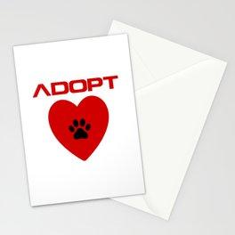 Adopta Stationery Cards