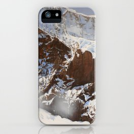 Jagged iPhone Case