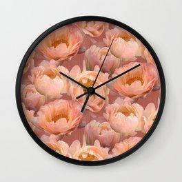 Mein B Wall Clock