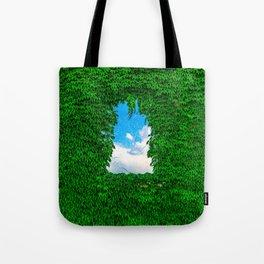 Bird's Window Tote Bag
