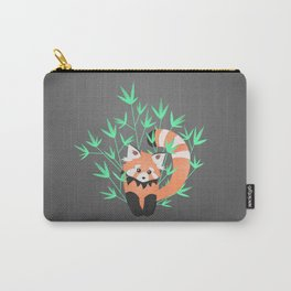 Baby Red Panda / Night Carry-All Pouch