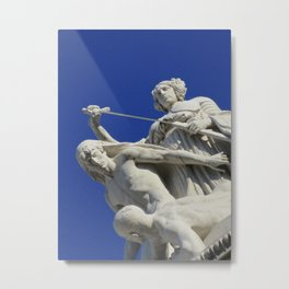 ROME THREE Metal Print