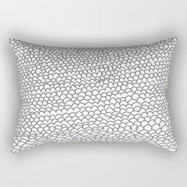 Noodle Doodle Rectangular Pillow