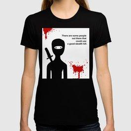 Stealth Kills T-shirt