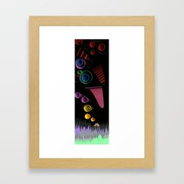 a Day Out. Framed Art Print