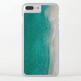 Fantastic Ocean Beach Clear iPhone Case