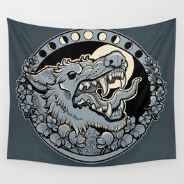Beware The Moors Wall Tapestry