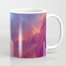 Glitched into Abstraction 1 Coffee Mug