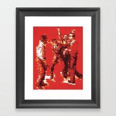 THE RAT PACK By Cd KIRVEN Framed Art Print