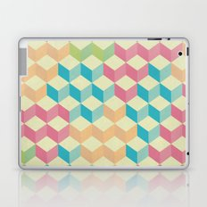 Sugar Cubes Geometric Pattern Laptop & iPad Skin