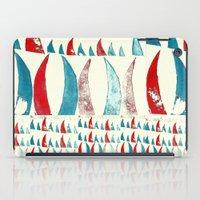 potato iPad Cases featuring Potato Tusks by Mary Naylor