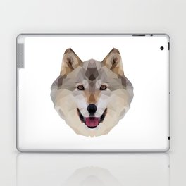 Geometrical Wolf Laptop & iPad Skin