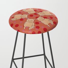 Year of the Pig Bar Stool