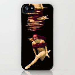Behind the Mask 5 iPhone Case