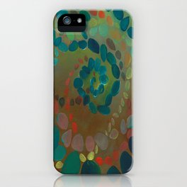 HARMONY OF COLORS iPhone Case