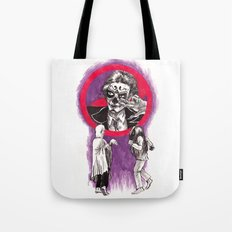 Ghost Dancing Tote Bag