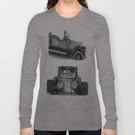 Classic Cars- Rolls Royces Long Sleeve T-shirt