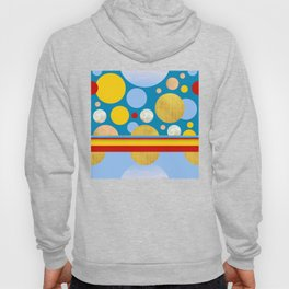 Abstractions No. 4: Polka Dot Circus Hoody