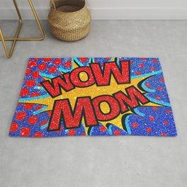 WoW MoM reversible Rug