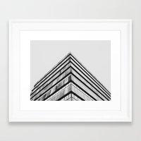 divergent Framed Art Prints featuring Divergent by Stijn Dijkstra