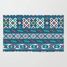 Winter story Rug