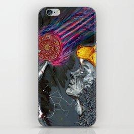Hercules and Alustrium iPhone Skin
