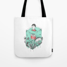 Earth Soup Tote Bag