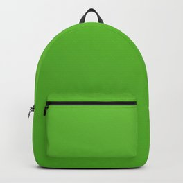 Cute Green And Light Green Gradient Backpack