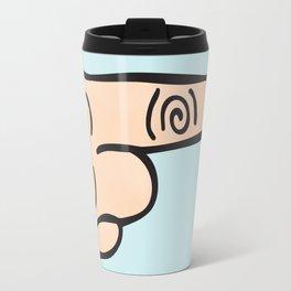Don't Touch Travel Mug