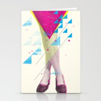 legs Stationery Cards featuring Legs by Guilherme Rosa // Velvia