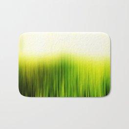 Green Field Bath Mat