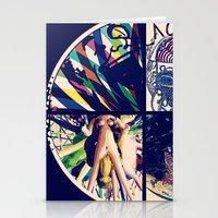 random Stationery Cards featuring Random. by KateCheri