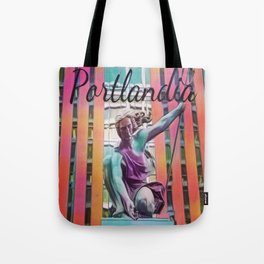 Portlandia Tote Bag