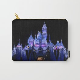 Sleeping Beauty's Winter Castle Carry-All Pouch