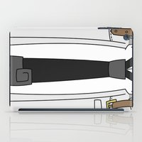 soul eater iPad Cases featuring Soul Eater Evans Spartoi Uniform by Bunny Frost