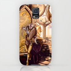 Solas leaves Lavellan Galaxy S5 Slim Case
