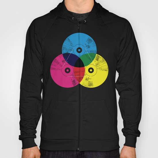 Music is the colors of life Hoody
