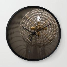 willow lamp Wall Clock