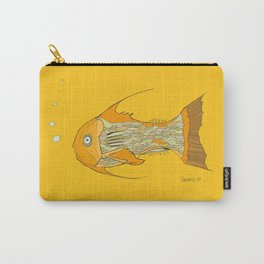 Francis the Fish Carry-All Pouch