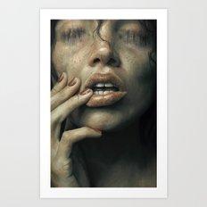 Eaten Art Print