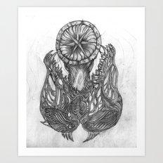 Abbadon Art Print