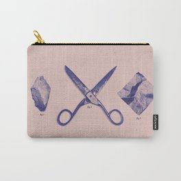 ROCK SCISSORS PAPER Carry-All Pouch