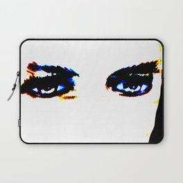 Lugosi's Eyes Laptop Sleeve