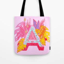 Jungle Fever A Tote Bag