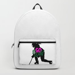 Go Wild Womens Hockey Backpack
