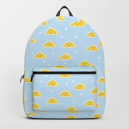 baby cloud pattern Backpack
