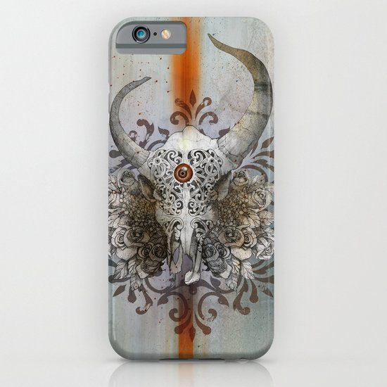 Carved Soul iPhone & iPod Case