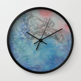 Serenity - Firefly Wall Clock