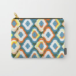 Shapes- funny and colorful Carry-All Pouch