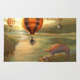 Ballooning Rug